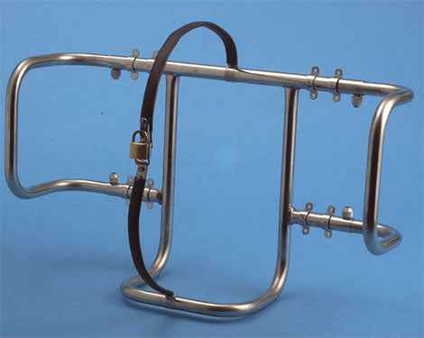 Zodiac Nautic Stainless Steel Liferaft Cradle