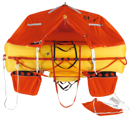 Zodiac Nautic Open Sea ISO 9650 Liferaft - 10 Person