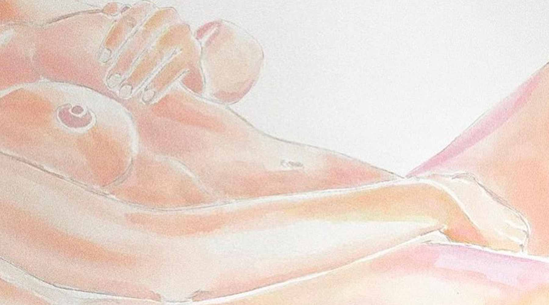 How to Self-Pleasure with the Eos Rose Quartz Pleasure Wand