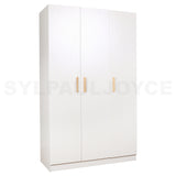 Andrea 3 Door Wardrobe - Sylpauljoyce Furniture, Lights & Decor