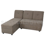 Benedict L-shape Sofa - Sylpauljoyce Furniture, Lights & Decor