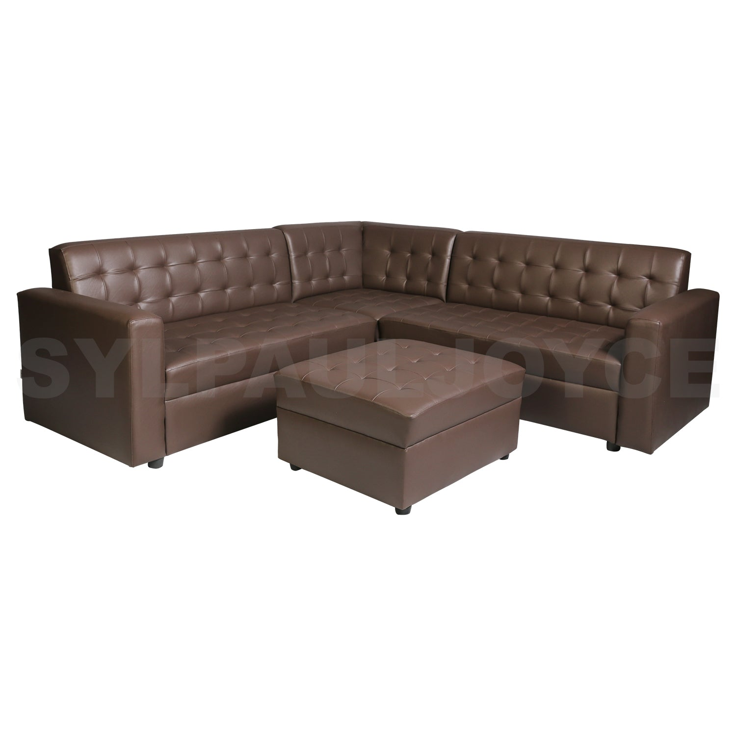 Emily Corner Sofa with Stool