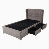 Melissa Full Double Bed (54x75)