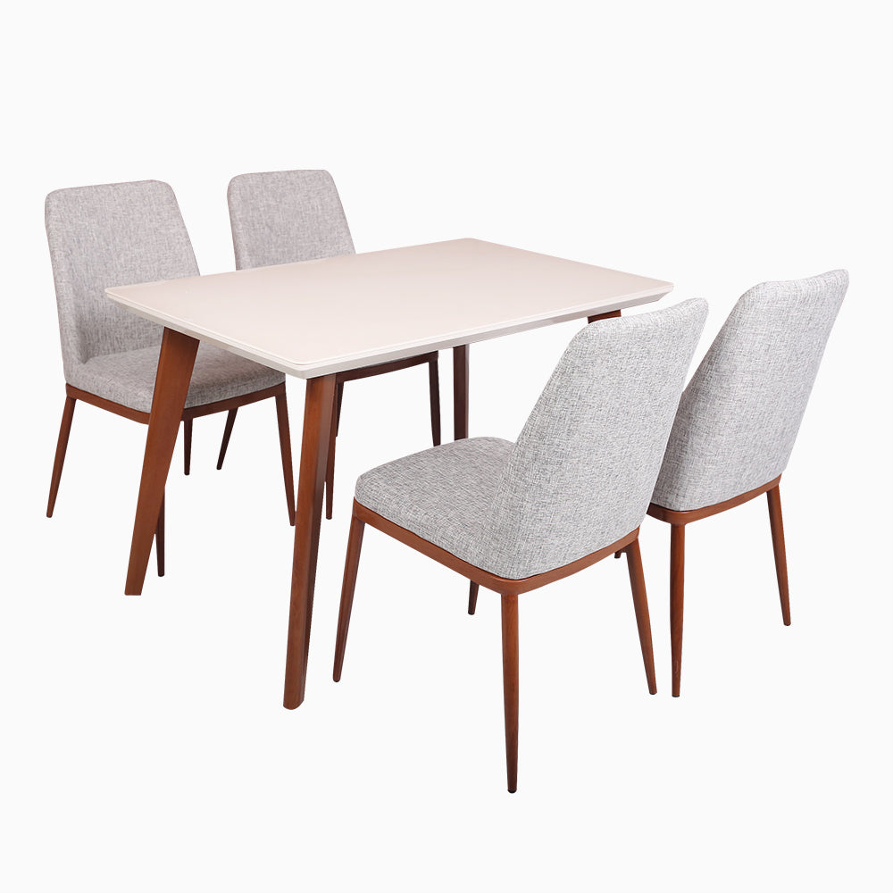 Charlotte 4 Seater Dining Set