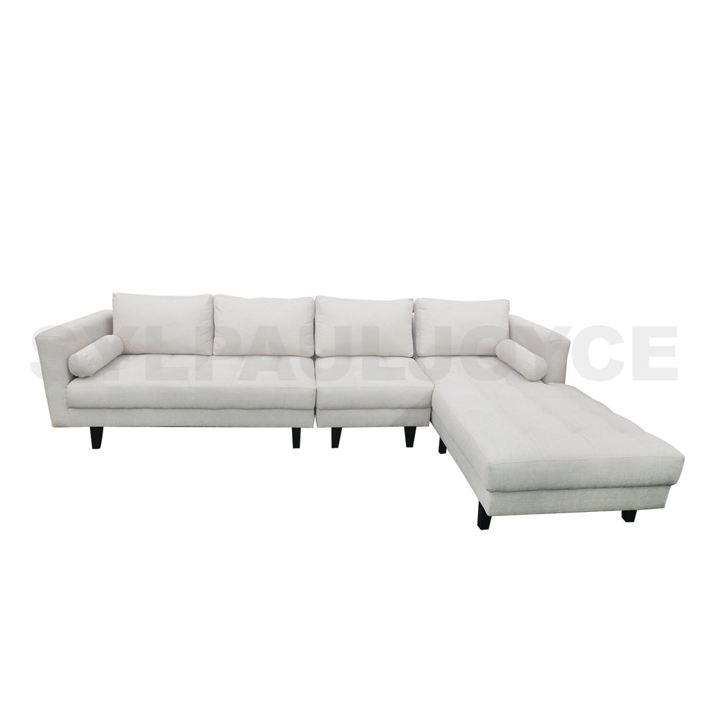 Georgia L-shape Sofa