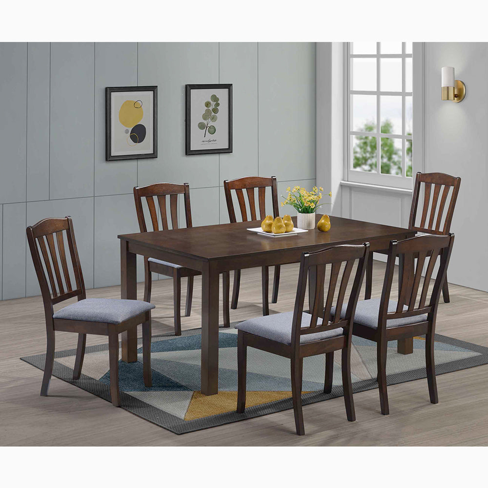 Jerry 6 Seater Dining Set