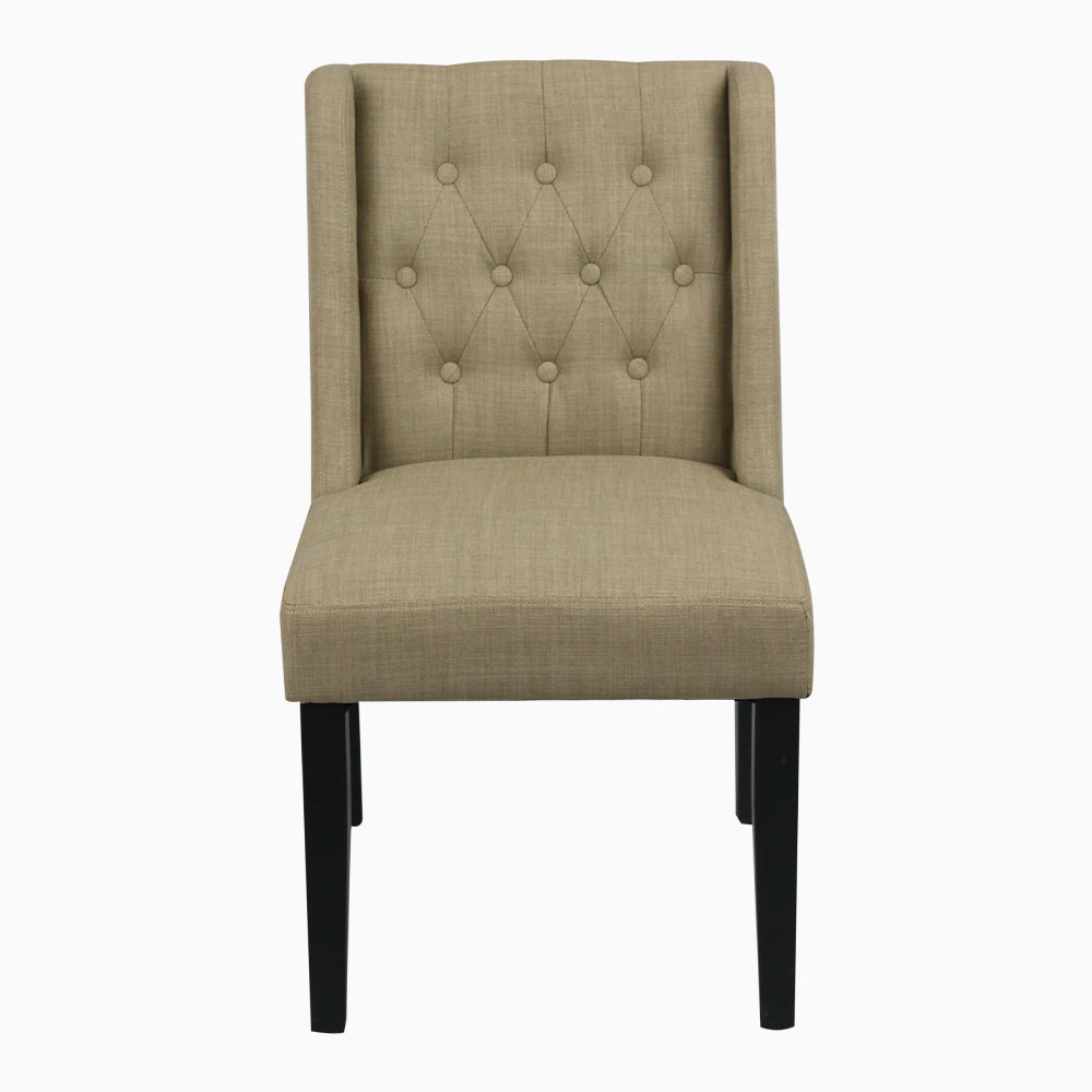 Kirk Wingback Dining Chair