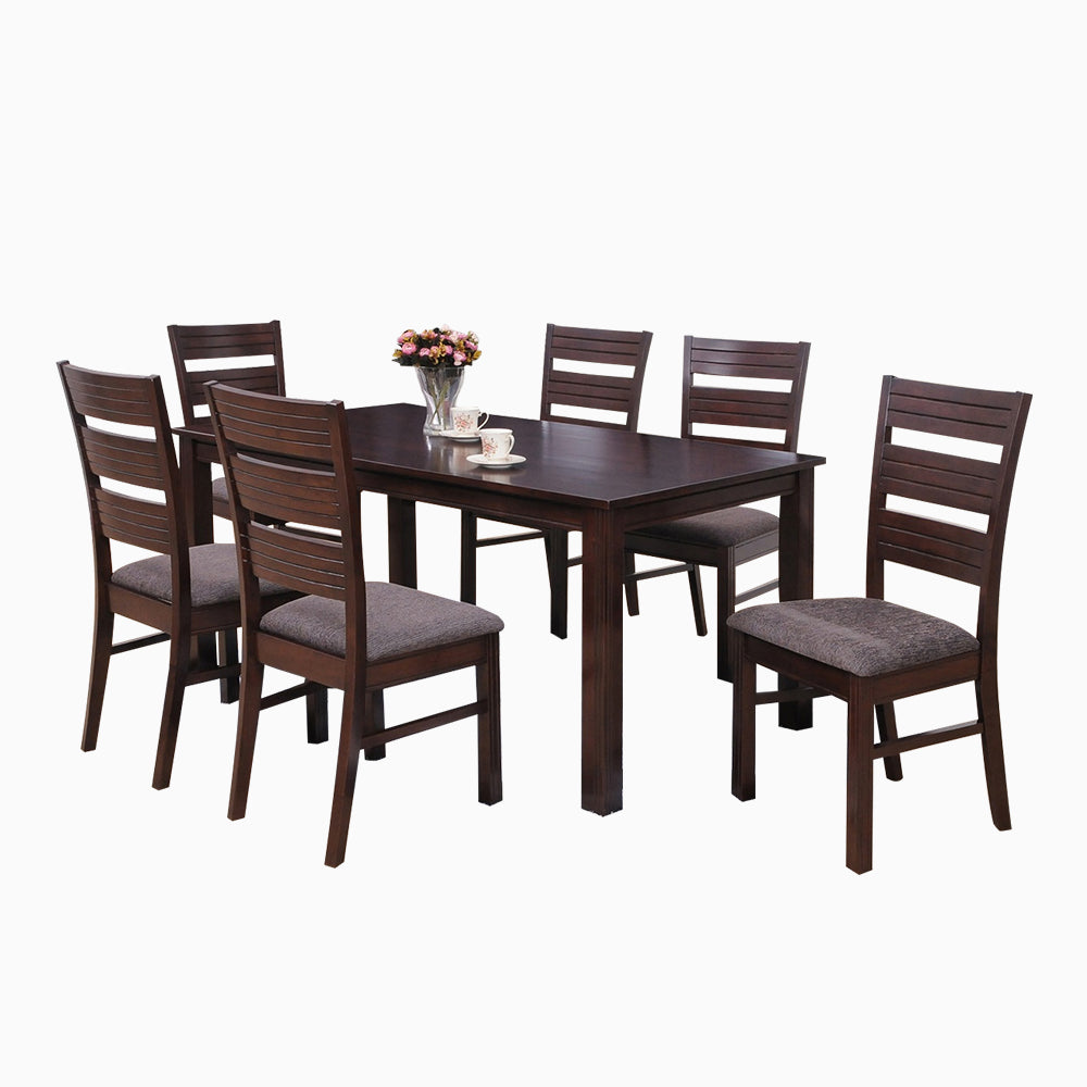 Line 6 Seater Dining Set