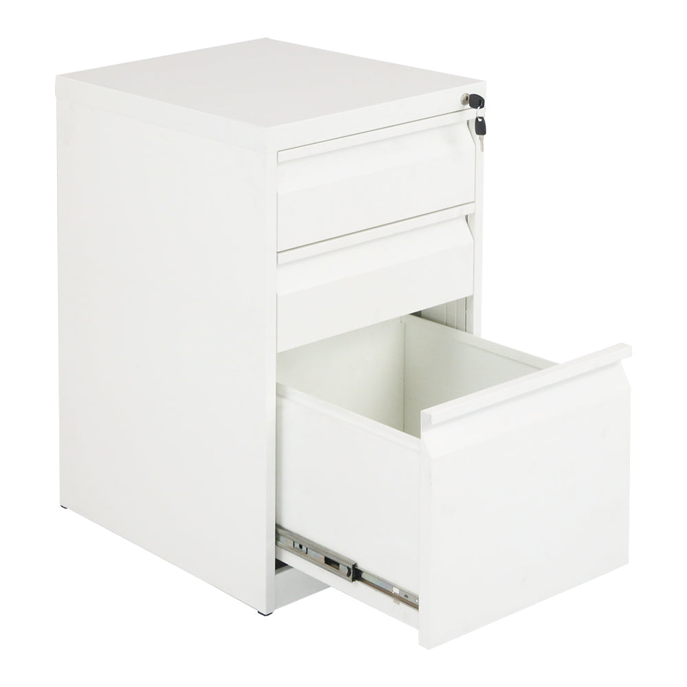 Shaira 3-Drawer Vertical Filing Cabinet