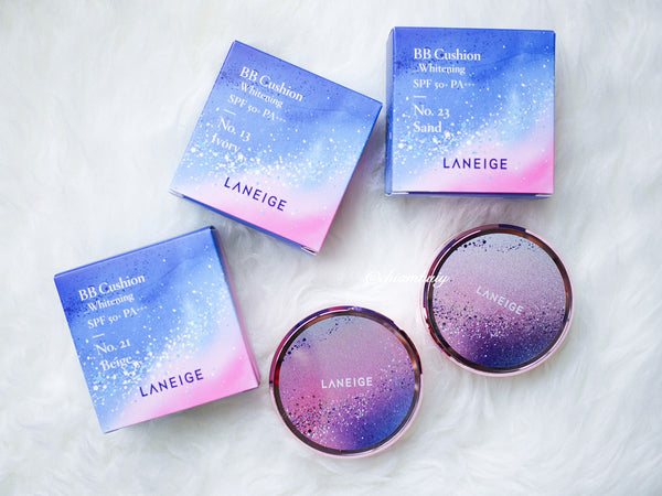 Laneige BB Cushion Whitening 13 Ivory *editie limitata*