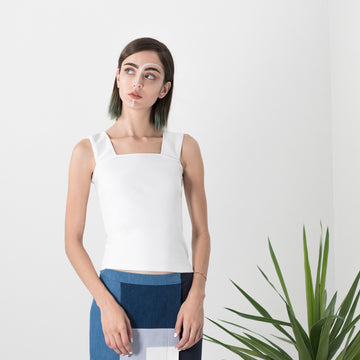 ANISSA AIDA | BASIC KNIT TOP