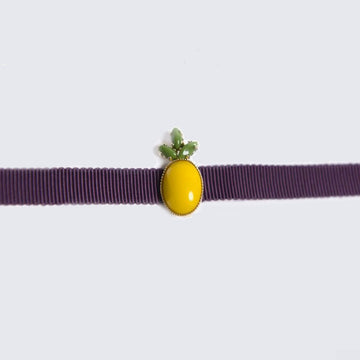 TAMARZIZT | PINEAPPLE POP RIBBON BRACELET