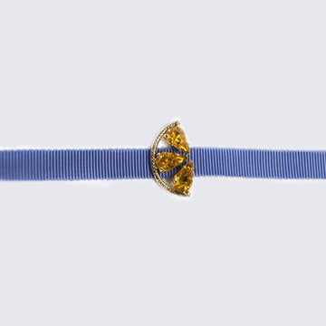 TAMARZIZT | LEMON POP RIBBON BRACELET