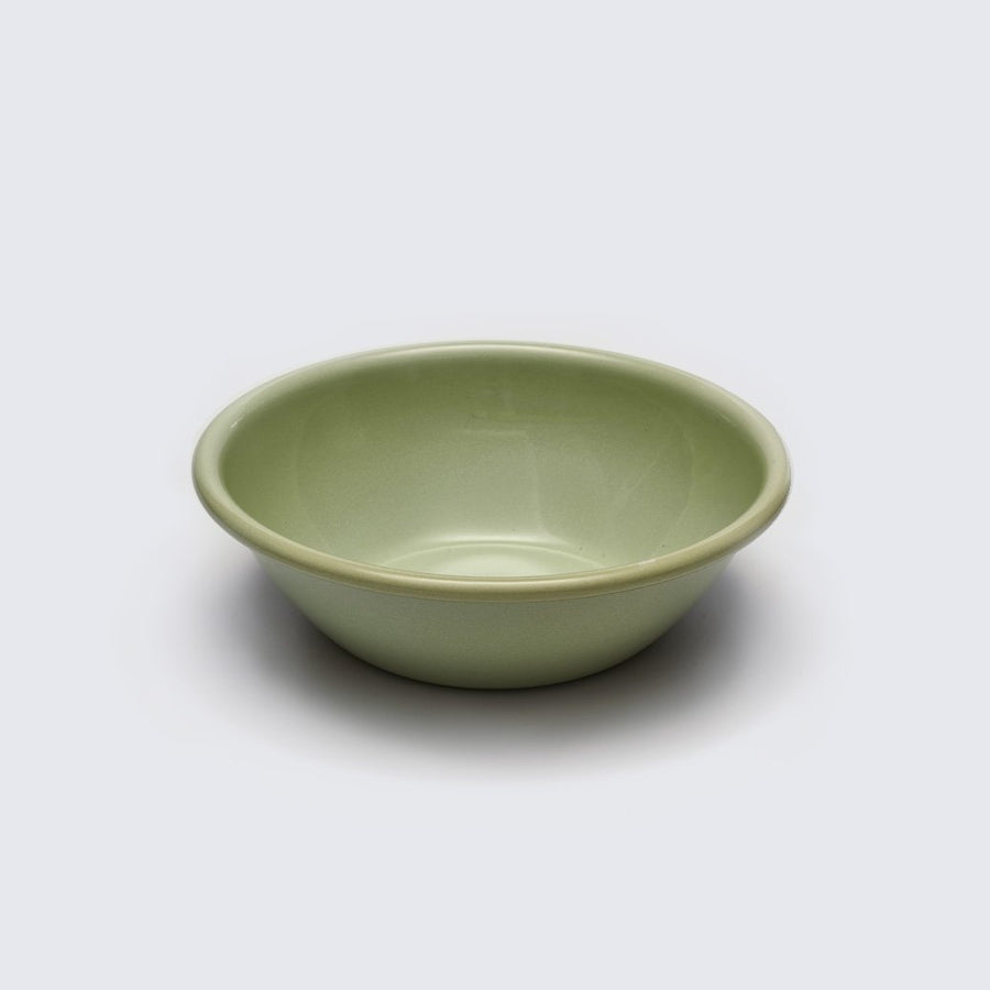 KAPKA | LARGE LIGHT GREEN BOWL