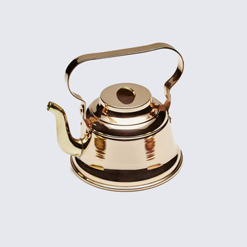 NYKS | COPPER TEAPOT