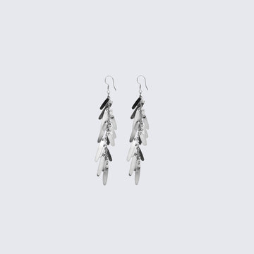 NUMA | RAIN SILVER EARRINGS