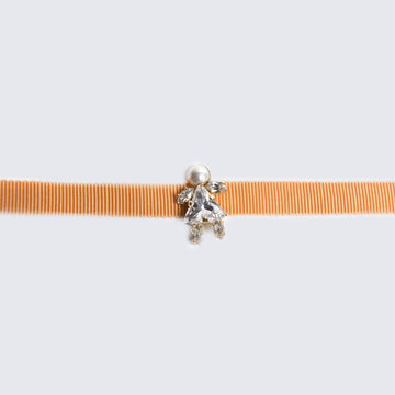 TAMARZIZT | GIRL POP RIBBON BRACELET