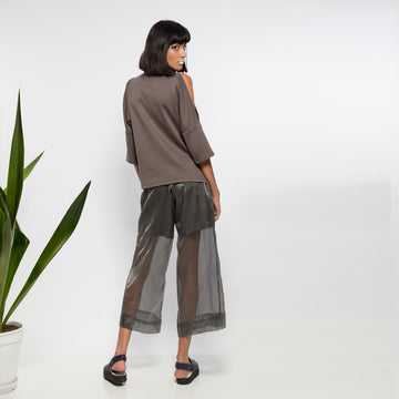 ANISSA AIDA | TRANSPARENCY PANTS