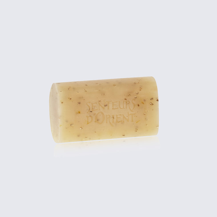 Savon rough cut Exfoliant à l'Amande