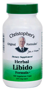 Herbal Libido Capsule 100 ct.