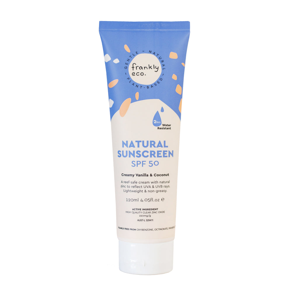 Natural Sunscreen 120ml