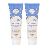 Natural Sunscreen Twin Pack