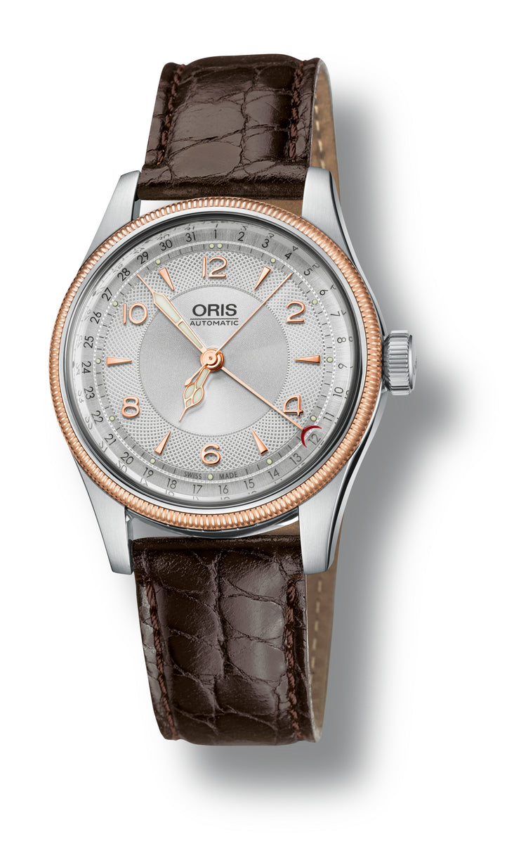 ORIS 01 754 7696 4361-07 5 20 52 Big Crown Original Pointer Date miesten automaattikello