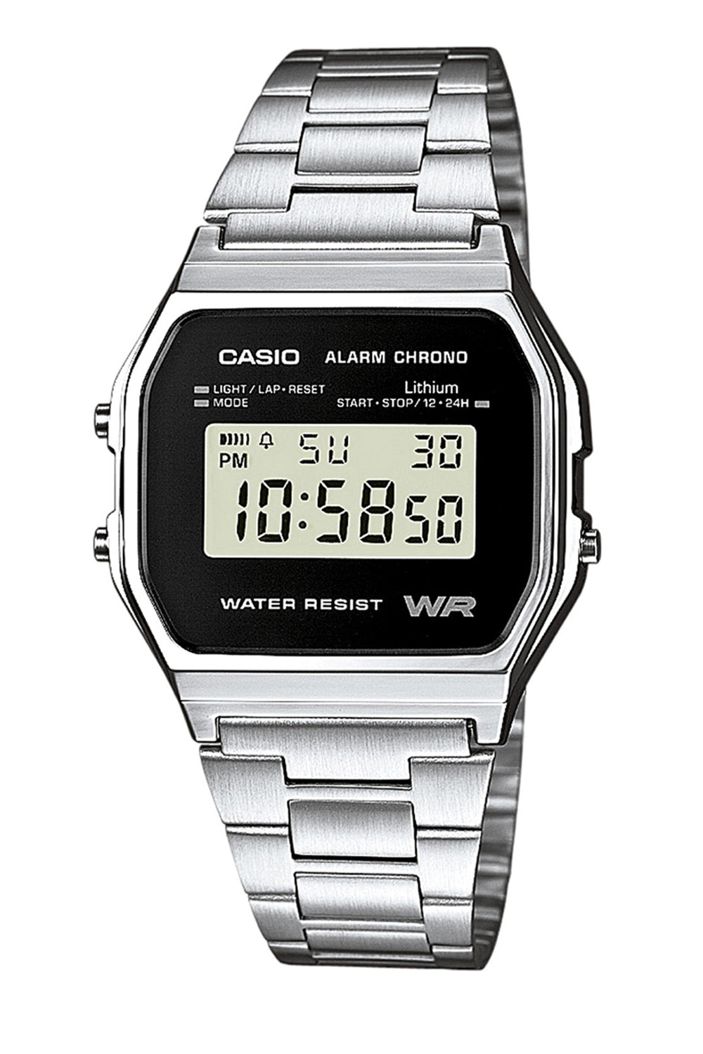 CASIO A158WEA-1EF Retro