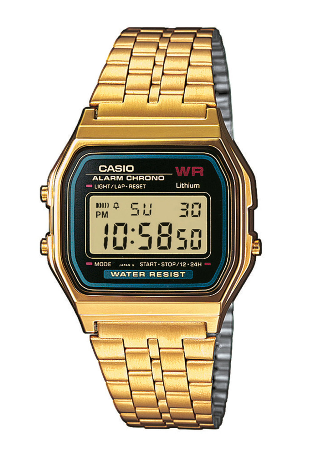 CASIO A159WGEA-1EF Retro