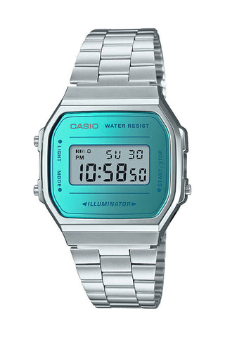 CASIO A168WEM-2EF Retro digikello