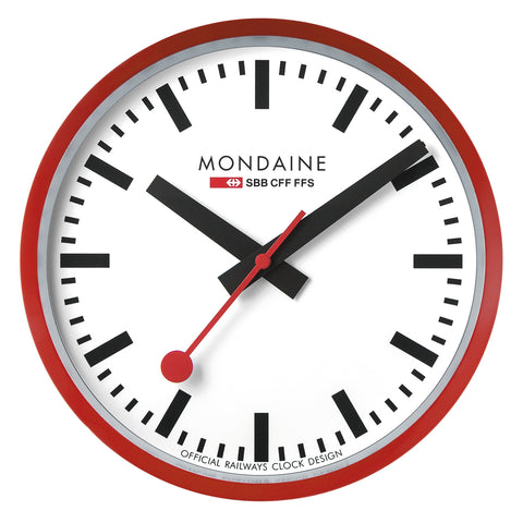 MONDAINE A990.CLOCK.11SBC 250mm seinäkello