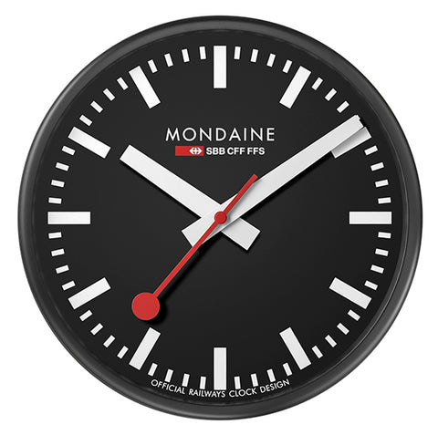 MONDAINE A990.CLOCK.64SBB 250mm seinäkello