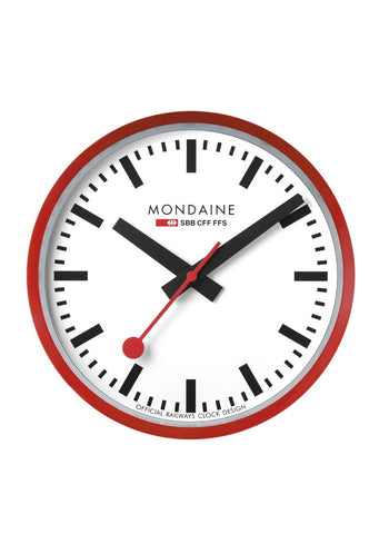 MONDAINE A995.CLOCK.11SBC 400mm seinäkello