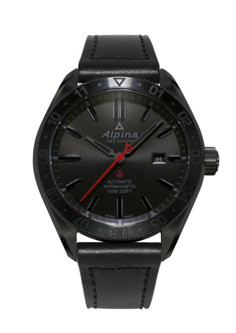 ALPINA AL-525BB5FBAQ6 Alpiner 4 Shadow Line Automatic
