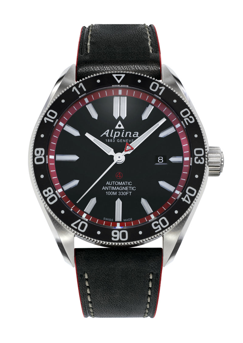 ALPINA AL-525BR5AQ6 Alpiner 4 Antimagnetic Automatic