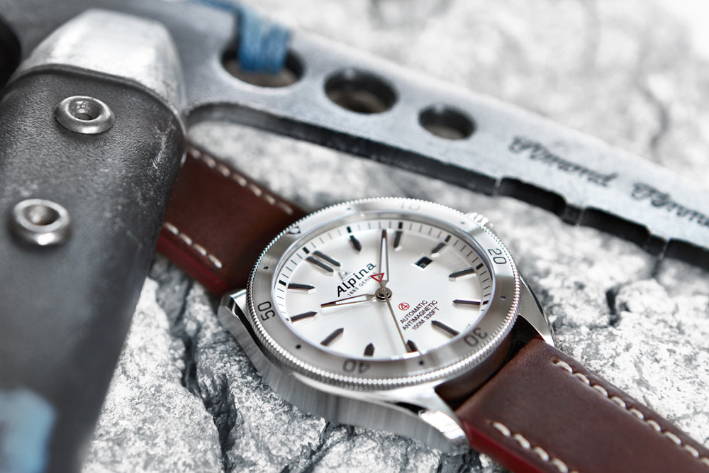ALPINA AL-525SS5AQ6 Alpiner 4 Antimagnetic Automatic