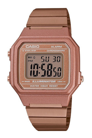 CASIO B650WC-5AEF Retro digikello