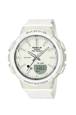 CASIO BGS-100-7A1ER Baby-G Step Tracker