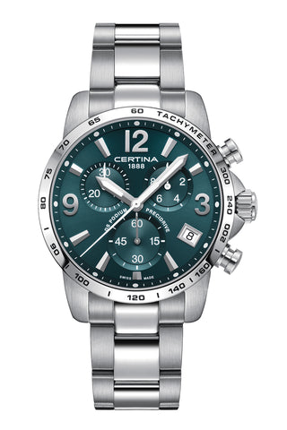 CERTINA C034.417.11.097.00 DS Podium Chronograph miesten rannekello