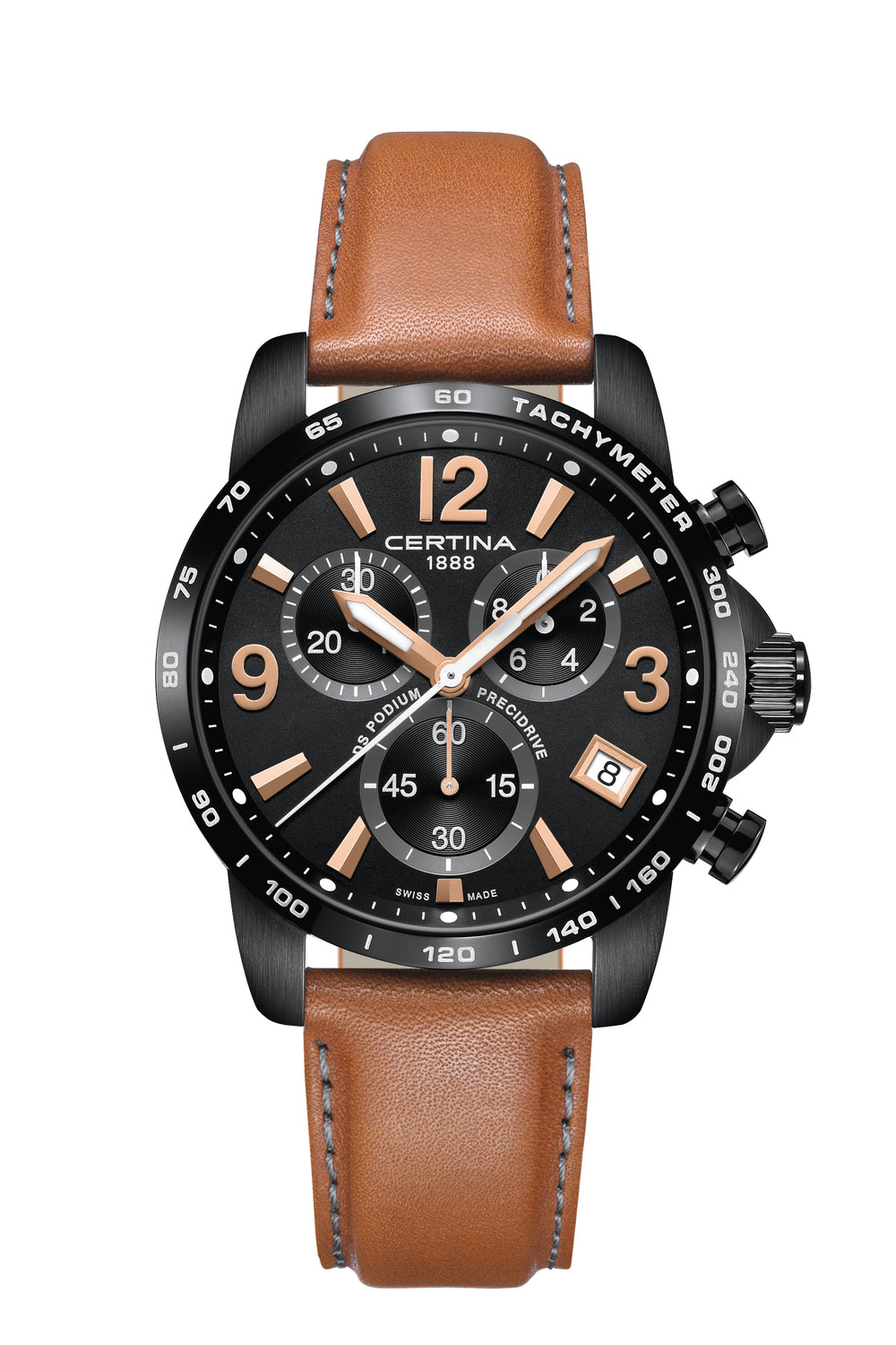 CERTINA C034.417.36.057.00 DS Podium Chronograph miesten rannekello