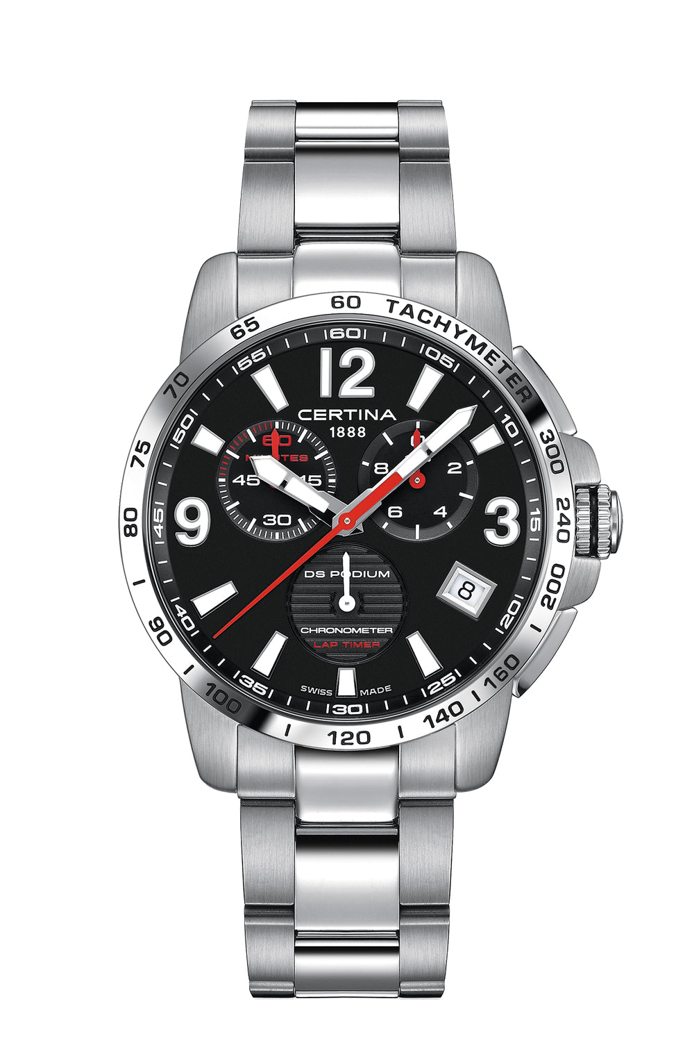 CERTINA C034.453.11.057.00 DS Podium Chronograph miesten rannekello