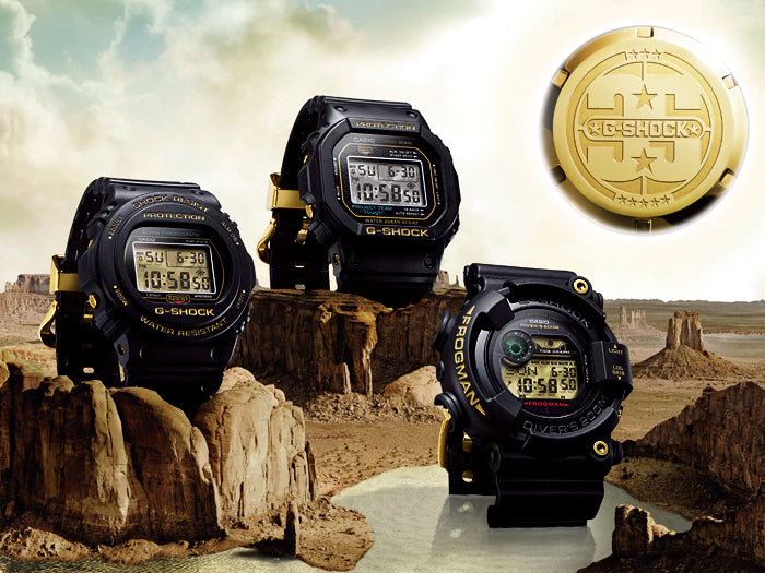 CASIO DW-5035D-1BER G-Shock 35th Anniversary