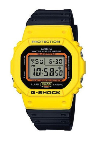 CASIO DW-5600TB-1ER G-Shock Throw Back