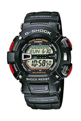CASIO G-9000-1VER G-Shock digikello