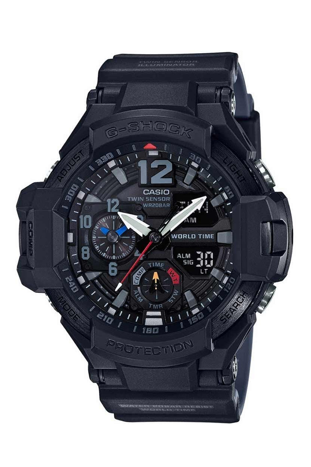 CASIO GA-1100-1A1ER G-Shock Air Master