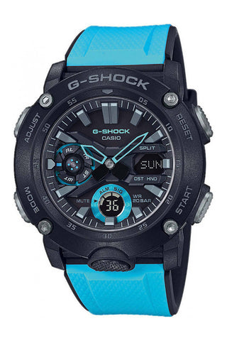 CASIO GA-2000-1A2ER G-Shock ana-digikello