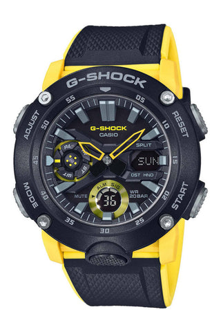 CASIO GA-2000-1A9ER G-Shock ana-digikello