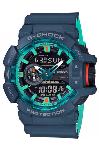 CASIO GA-400CC-2AER G-Shock Navy Blue
