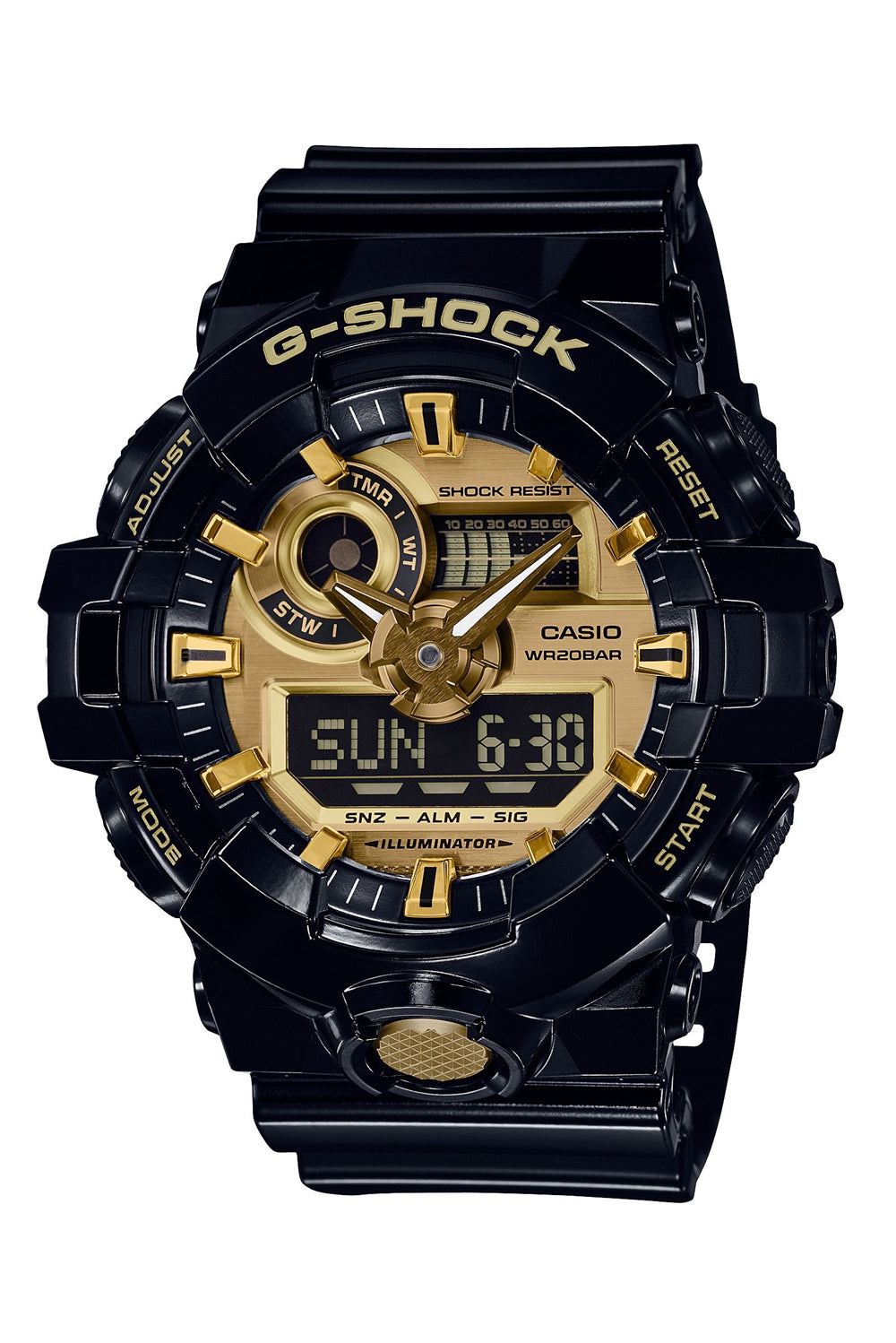 CASIO GA-710GB-1AER G-Shock