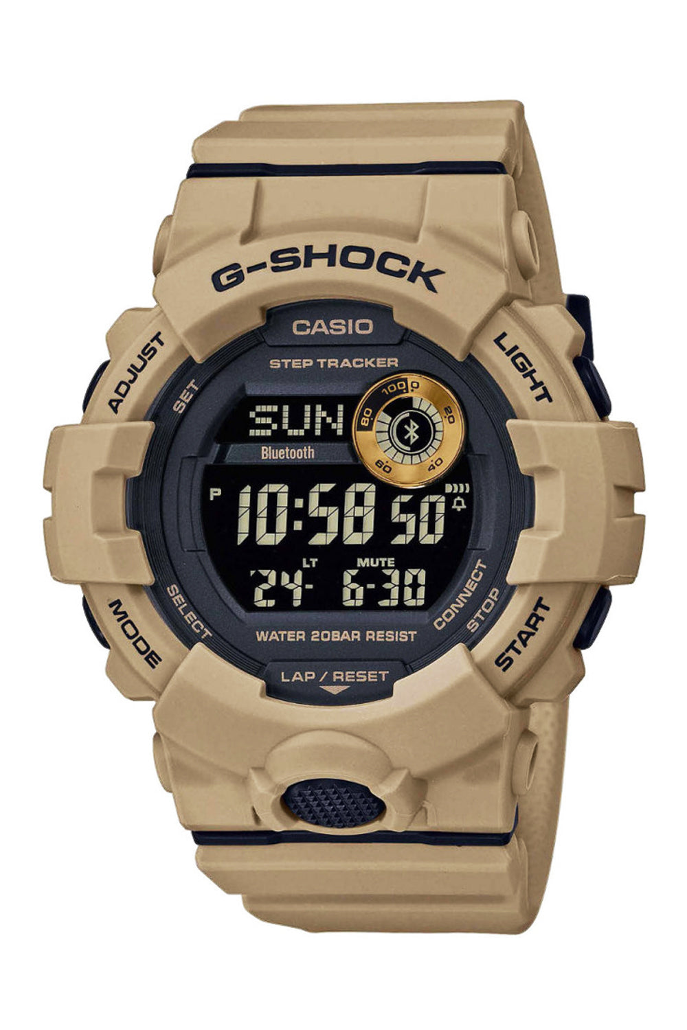 CASIO GBD-800UC-5ER G-Shock Step Tracker digikello
